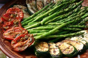 Recipes asparagus