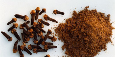 Another clove is used as a raw material for obtaining essential oil