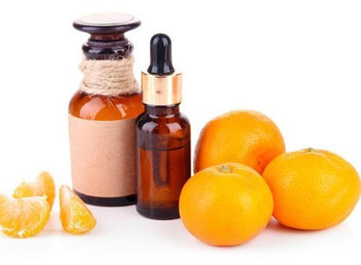 Useful properties of tangerine oil