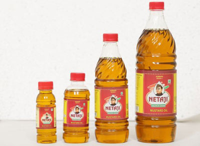 Mustard oil use in India